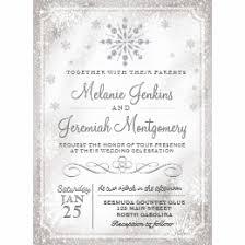 snowflake wedding invitations snowflake wedding invitations announcements zazzle