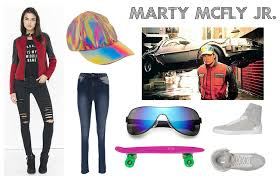 Marty Mcfly Costume How To Dress Like Back To The Future Ii