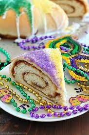 king cake for mardi gras mardi gras king cake healthy easy