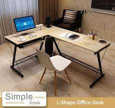 L Office Desk Modern Home Office Ikea Style 4ft L End 1 18 2020 6 18 Pm