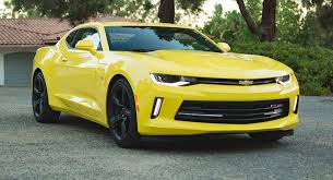 mustang camaro chevrolet camaro outsells mustang for the in two years
