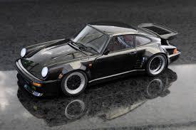 porsche ruf ctr2 autoart 1 18 porsche 911 930 turbo blackbird wangan midnight