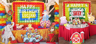 Carnival Themed Table Decorations Carnival Themed Party Decorations Party Themes Inspiration