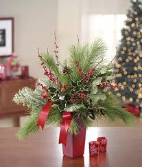 christmas floral arrangements everlasting evergreen at from you flowers