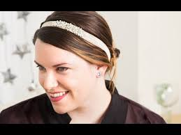 headbands that go across your forehead the grommet