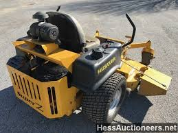 used 2007 hustler super z lawn mower for sale in pa 22853