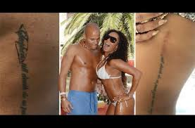 mel b undergoes surgery to remove the tattoo of her ex husband u0027s name