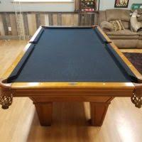 Used Pool Table by Used Pool Tables Dallas Pool Table Movers