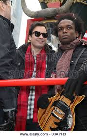 jimmy fallon and the roots macy s thanksgiving day parade nyc