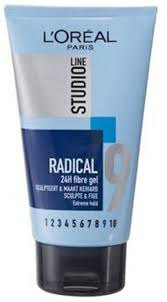 l oreal paris studio line radical fibre gel hair styler buy l