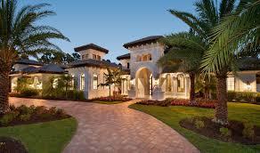 luxury mediterranean house plans mediterranean house plan luxury golf course home with photos