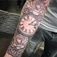 best 25 time clock tattoo ideas on pinterest pocket watch