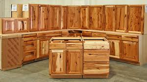 hickory kitchen cabinets kitchen breathtaking natural cherry kitchen cabinets rustic wood
