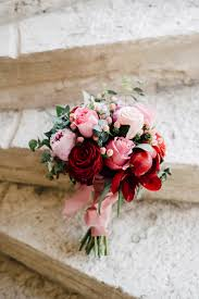 Roses Bouquet Lush Sleeping Beauty Wedding Rose Bouquet Rose And Weddings