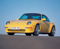 yellow porsche 911 1995 porsche 911 carrera rs 3 8 porsche supercars net