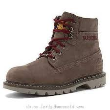 womens grey boots canada s cat footwear watershed grey 407988 canada site official