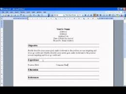 resume template 93 amazing create a free and upload resume