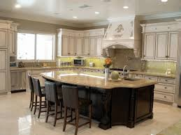 custom kitchen island plans classic richly stained wood cabinet