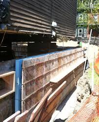 an old house gets a new thermomass basement greenbuildingadvisor com