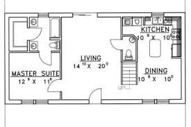 26 simple small house floor plans block construction simple small