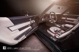 Custom Corvette Interior Finally U2013 A C3 Corvette Interior That Lives Up To The Exterior