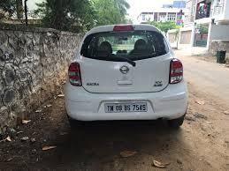 nissan micra xv petrol 2017 nissan micra xv diesel 2013 model car for sale tamil nadu