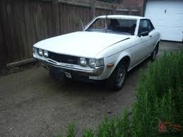 toyota celica convertible for sale uk toyota celica ta23 1st generation mach1 1600st relisted due to