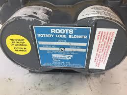 dresser roots 7104802l rotary lobe blower 32 u rai s 22 f ebay