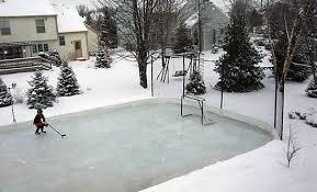 Backyard Ice Rink Brackets Nicerink Info