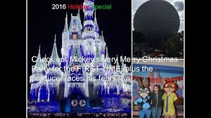 walt disney thanksgiving the walt disney world 2016 holiday special youtube