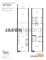 Loft Floor Plans East Lofts Toronto Floor Plans Best Loft 2017