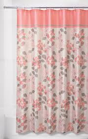 Pink Green Shower Curtain Curtain Beautiful Bathroom Decor Ideas With Floral Shower Curtain