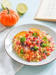 recette cuisine couscous couscous de quinoa aux légumes d automne cuisson au vitaliseur