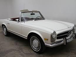 mercedes 280sl buying a vintage 1968 mercedes 280sl beverly car