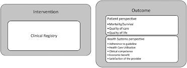 impact of clinical registries on quality of patient care and