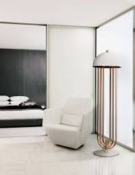 havana three arm floor lamp modern lighting jonathan adler