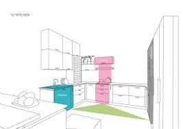 Kitchen Work Triangle by Cuisine Regale Kitchen Ergonomics