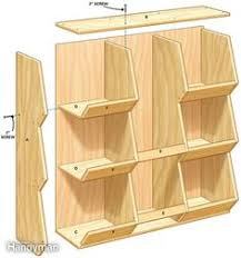 Wood Storage Shelves Plans by Cubby Storage Shelves Plans 10 Looks Great Best For Older
