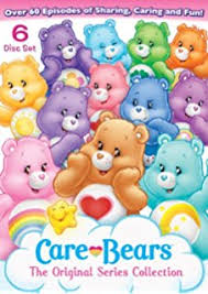amazon care bears complete series cheer bear funshine
