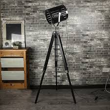 Cylinder Floor Lamps Fashion Style Cylinder Floor Lamps Industrial Lighting