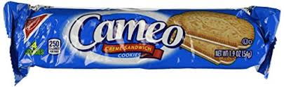 cameo cookies where to buy 2 box of 12 pack of cameo creme sandwich by nabisco 4 cookies