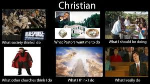 What I Really Do Meme - christian what i really do meme