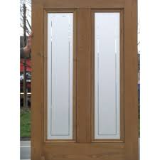 Front Doors With Glass Side Panels Front Doors With Frosted Glass Image Collections Glass Door