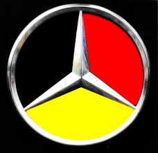 mercedes logo black background logo emblem ci mercedes benz mercedes stern mit den d u2026 flickr