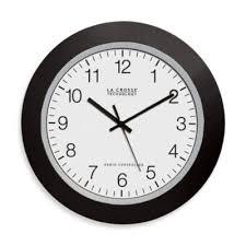 buy large wall clocks from bed bath u0026 beyond