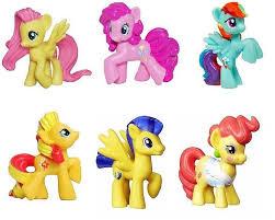 My Little Pony Blind Bag Wave 1 My Little Pony Blind Bag Wave 11 Green Breezie 2014