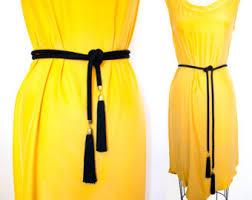 wrap belt tassel belt belt boho belt bohemian belt