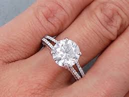 brilliant engagement rings images This is our gorgeous 3 42 ctw round brilliant cut diamond jpg