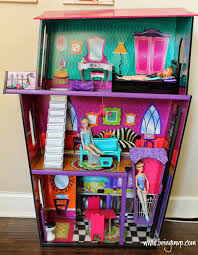 being mvp kidkraft monster manor dollhouse
