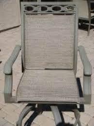 Repair Webbing On Patio Chair Patio Chair Repair Webbing Outdoor